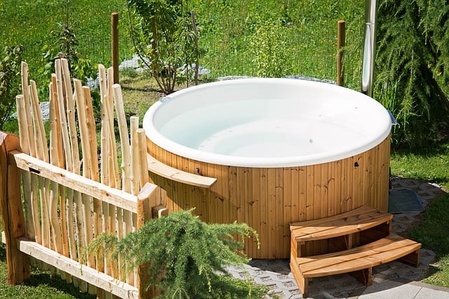Hot Tub & Jacuzzi Removal in Lancashire